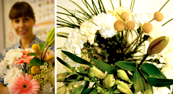 Learn how to design and create contemporary floral arrangements